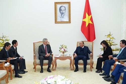 Thủ tướng Nguyễn Xuân Phúc tiếp Đại sứ Thụy Điển và Đại sứ Pháp - ảnh 2