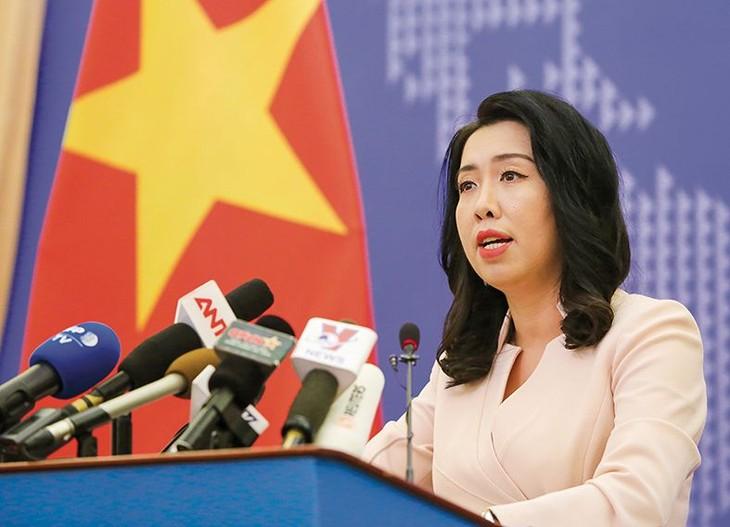 Việt Nam hoan nghênh mọi nỗ lực nhằm tái khởi động tiến trình Hòa bình Trung Đông - ảnh 1