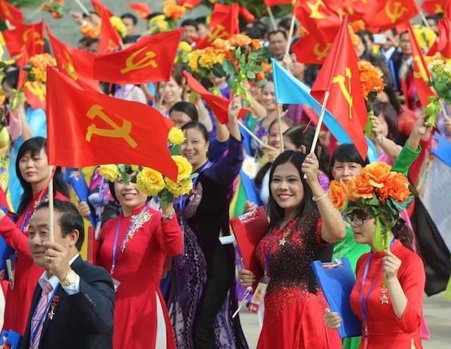 Việt Nam ơi mùa xuân đến rồi - ảnh 1