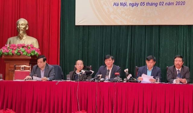 Bộ Y tế tin tưởng Việt Nam sẽ ngăn chặn được dịch - ảnh 1