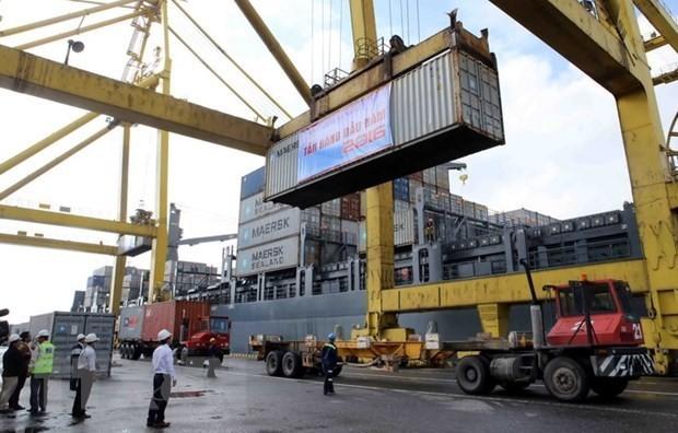 Tổng trị giá xuất nhập khẩu của cả nước trong tháng 1 đạt trên 36,6 tỷ USD - ảnh 1