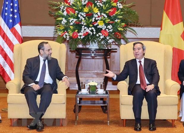 Việt Nam mong muốn tiếp tục thúc đẩy Quan hệ Đối tác toàn diện phát triển thực chất và hiệu quả với Hoa Kỳ - ảnh 1