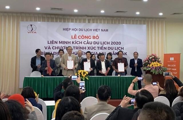Ra mắt liên minh kích cầu du lịch Việt Nam khắc phục hậu quả dịch COVID -19 - ảnh 1