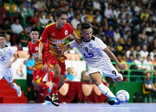 11 đội tham dự giải futsal HDBank vô địch quốc gia 2020 - ảnh 1