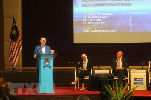 Việt Nam nhấn mạnh tầm quan trọng của ASEAN đảm bảo an ninh khu vực - ảnh 1