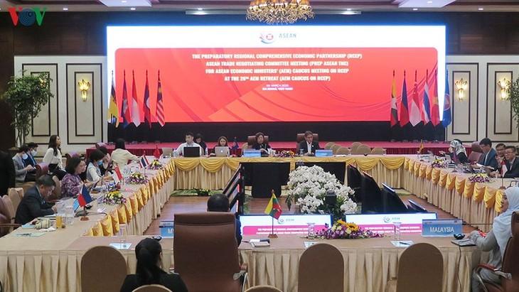 ASEAN chủ động thích ứng, giảm thiểu rủi ro - ảnh 1