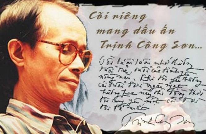 """Trịnh Công Sơn - một người """"Thơ ca"""" - ảnh 1"""