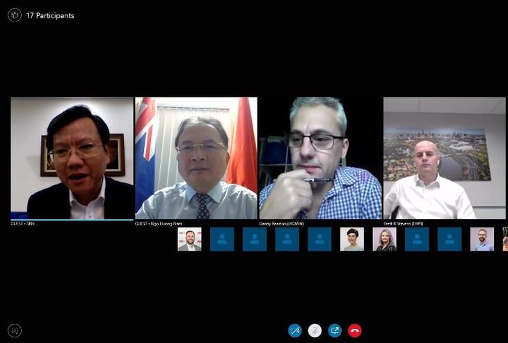 Thành phố Hồ Chí Minh và bang Victoria (Australia) thúc đẩy kế hoạch hợp tác - ảnh 1