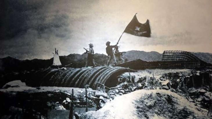 Chiến thắng Điện Biên qua những giai điệu hào hùng - ảnh 1