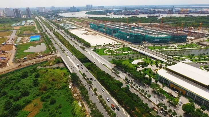 Thành phố Hồ Chí Minh: Bứt phá vươn lên từ thành phố thông minh, đô thị sáng tạo - ảnh 2