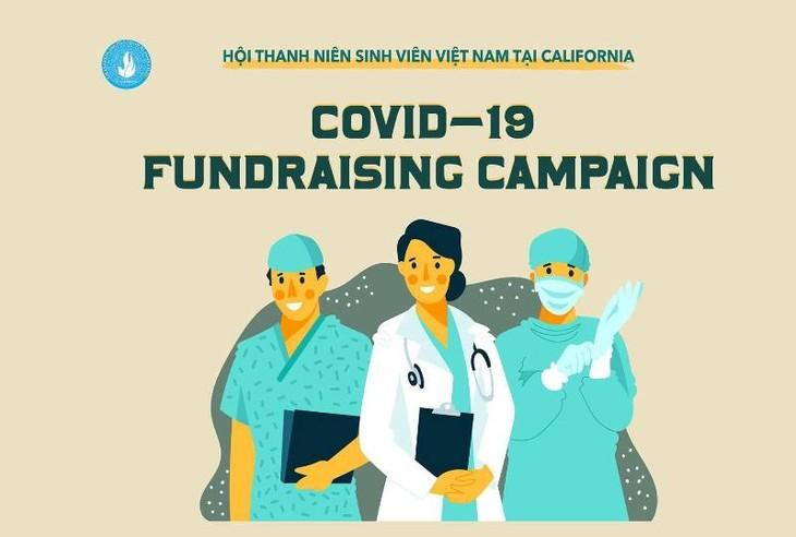 Hội Thanh niên Sinh viên Việt Nam tại California ủng hộ hơn 5000 đôi găng tay bảo hộ cho các bệnh viện địa phương - ảnh 1