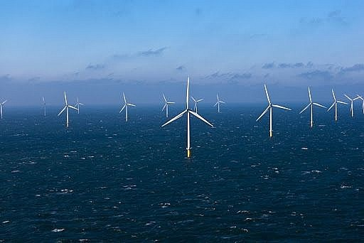 Đan Mạch và Việt Nam thảo luận lộ trình phát triển điện gió ngoài khơi ở Việt Nam - ảnh 1