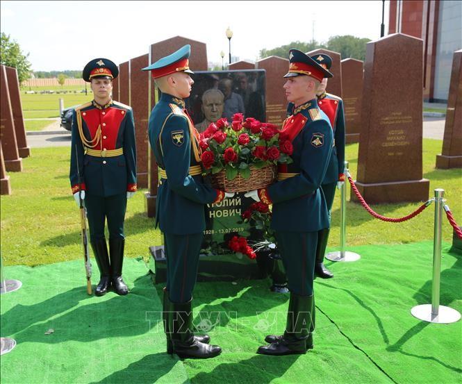Nga vinh danh Trưởng đoàn chuyên gia quân sự Liên Xô tại Việt Nam - ảnh 1