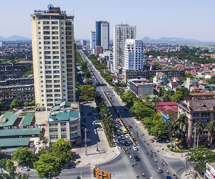 Phát triển Nghệ An là trung tâm tài chính, văn hóa vùng Bắc Trung Bộ - ảnh 1