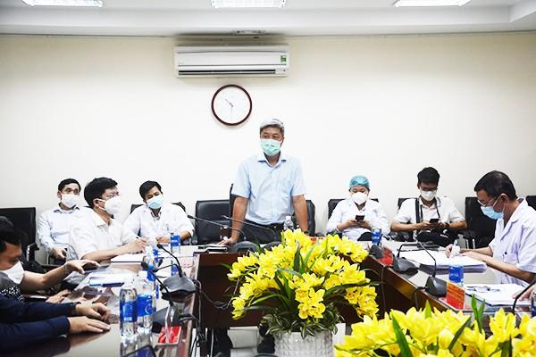 Bệnh viện 199 (Bộ Công an) triển khai hiệu quả hệ thống xét nghiệm COVID-19 - ảnh 1