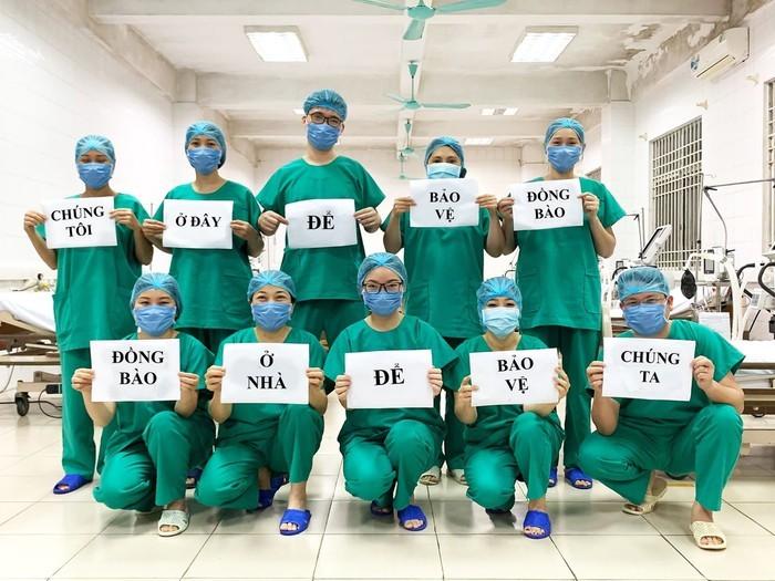 Việt Nam chung tay chống dịch covid 19 - ảnh 1