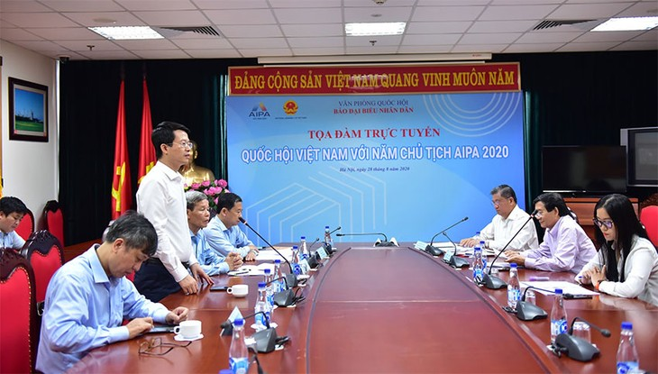 AIPA 41: Quốc hội Việt Nam với Năm Chủ tịch AIPA 2020 - ảnh 1