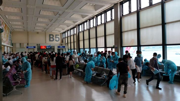 Đưa công dân Việt Nam từ Đài Loan (Trung Quốc) về nước an toàn - ảnh 1