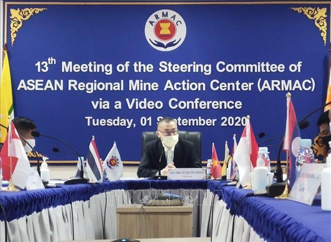 Cuộc họp Ban chỉ đạo ARMAC 13 nhất trí sáng kiến của Việt Nam - ảnh 1