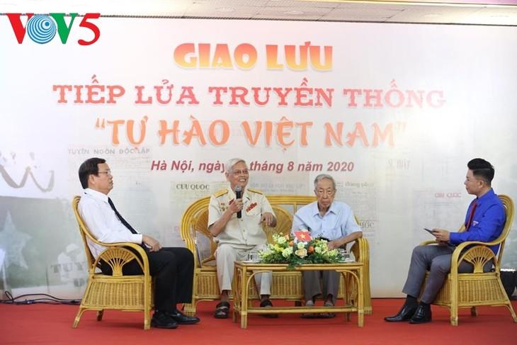 """Giao lưu tiếp lửa truyền thống """"Tự hào Việt Nam"""" - ảnh 1"""
