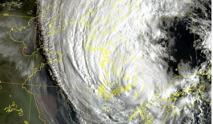 Hai thực tập sinh mất tích ở Nhật Bản sau bão Haishen - ảnh 1
