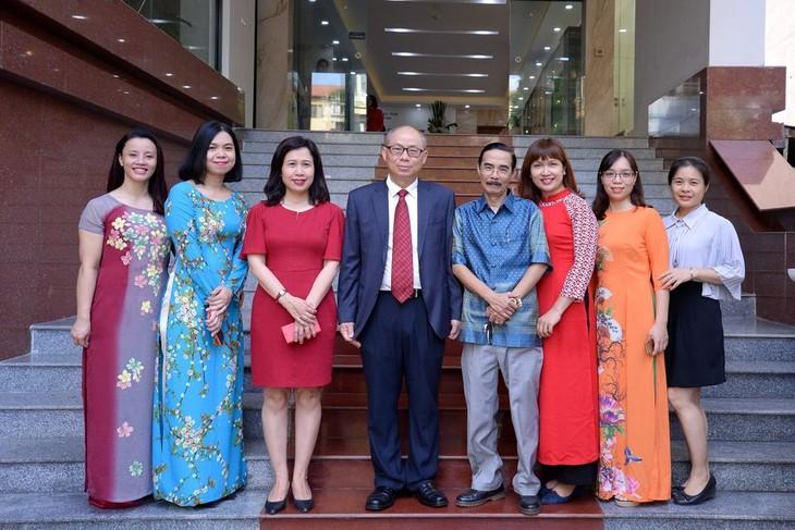 Kết nối Việt Nam với bạn bè quốc tế - ảnh 1