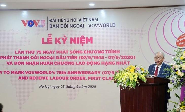 Kết nối Việt Nam với bạn bè quốc tế - ảnh 2