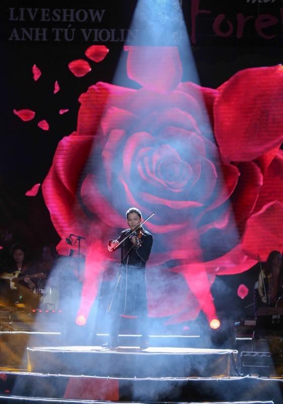 Nghệ sĩ violin Anh Tú - đam mê trên con đường không trải hoa hồng - ảnh 2