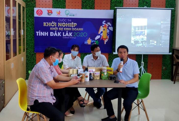 Đắk Lắk: Nâng cao hoạt động hỗ trợ hệ sinh thái khởi nghiệp - ảnh 3