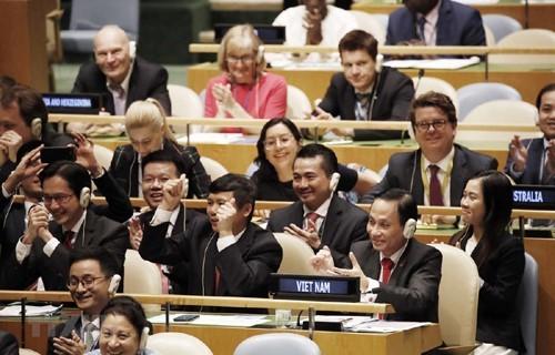 Liên Hợp Quốc: Nền tảng để ngoại giao đa phương Việt Nam cất cánh - ảnh 2
