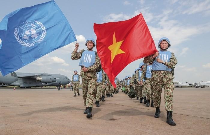 Liên Hợp Quốc: Nền tảng để ngoại giao đa phương Việt Nam cất cánh - ảnh 1