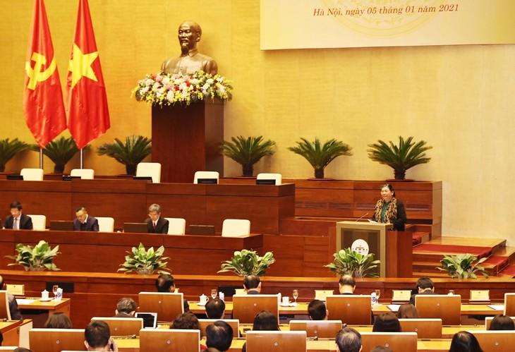 Hội nghị triển khai nhiệm vụ của Đảng bộ cơ quan Văn phòng Quốc hội - ảnh 1