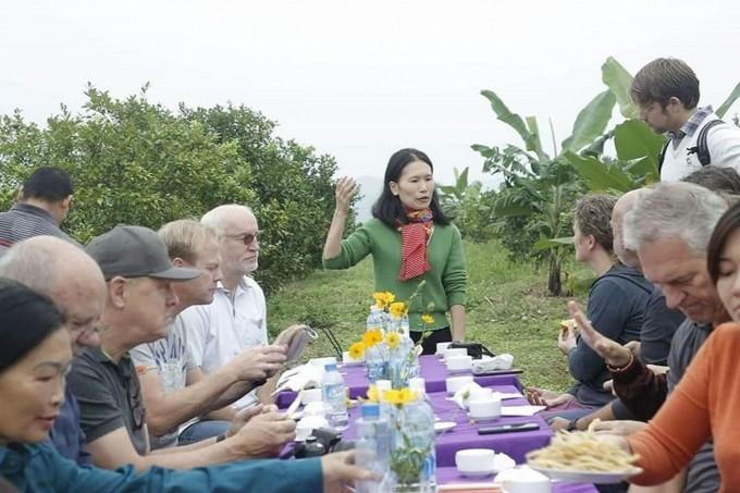 Cam Vinh Kỳ Yến, hành trình xây dựng thương hiệu nông sản địa phương - ảnh 2