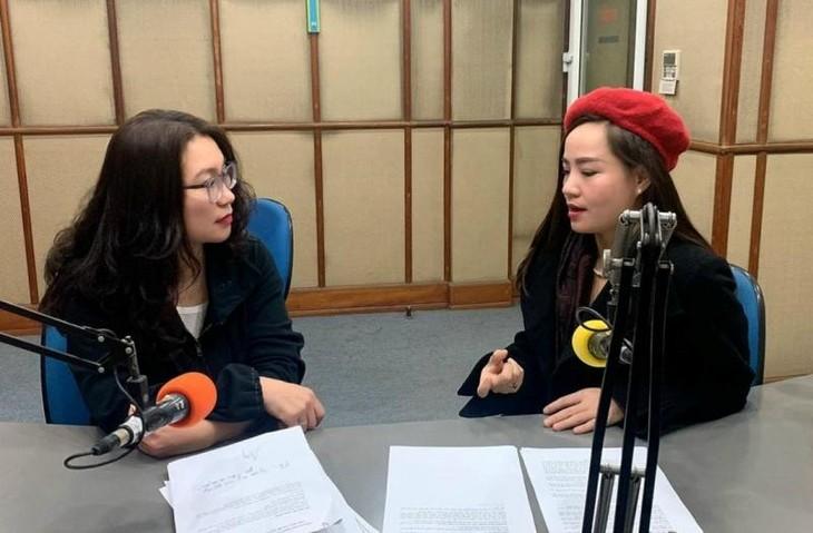 Tiến sĩ âm nhạc Đinh Hoài Xuân và cuộc trò chuyện về Năm Covid với người Việt ở nước ngoài - ảnh 1