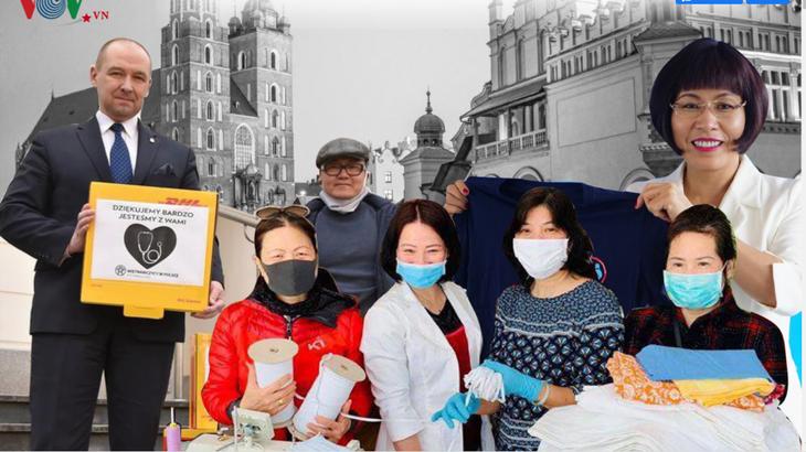 Tiến sĩ âm nhạc Đinh Hoài Xuân và cuộc trò chuyện về Năm Covid với người Việt ở nước ngoài - ảnh 2