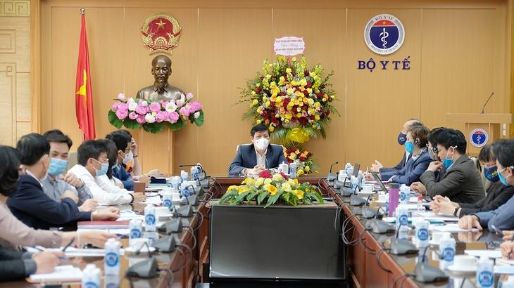 Việt Nam đẩy nhanh tiến độ tiêm vaccine phòng chống COVID-19 sớm đưa cuộc sống trở lại bình thường - ảnh 1