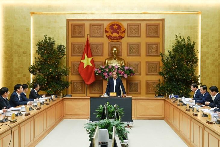 Thủ tướng Nguyễn Xuân Phúc họp về điều chỉnh quy hoạch chung Thành phố Đà Nẵng - ảnh 1