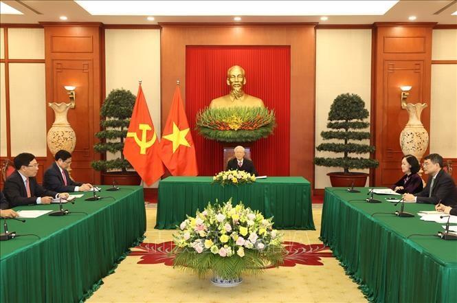 Việt Nam coi Nhật Bản là đối tác chiến lược quan trọng hàng đầu, lâu dài - ảnh 2