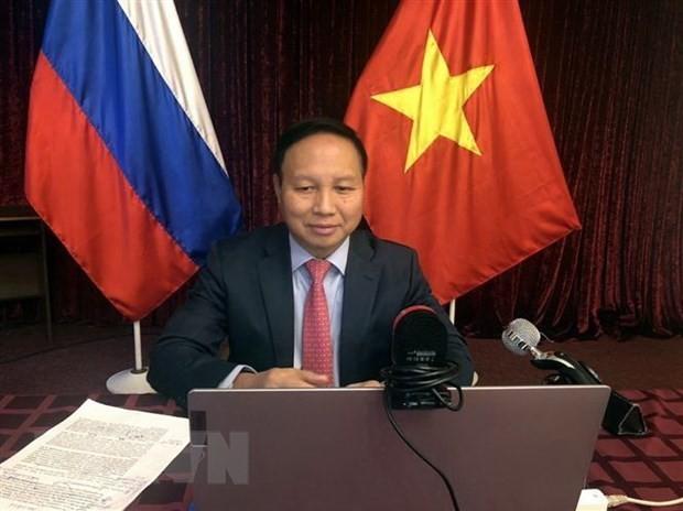 Tổng thống Nga trao tặng Huân chương Hữu nghị cho Đại sứ và các tướng lĩnh Quân đội Nhân dân Việt Nam - ảnh 1