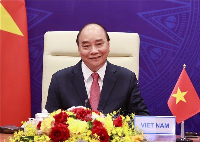 Toàn văn phát biểu của Chủ tịch nước Nguyễn Xuân Phúc tại Hội nghị thượng đỉnh về Khí hậu - ảnh 1