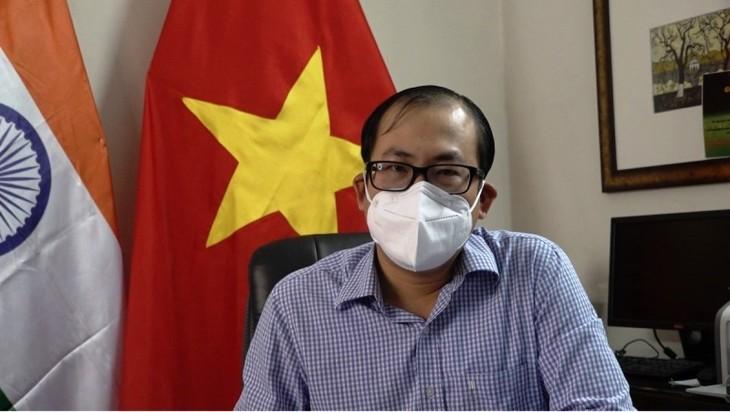 Đại sứ quán Việt Nam tại Ấn Độ nỗ lực bảo hộ công dân trong dịch COVID-19 - ảnh 1