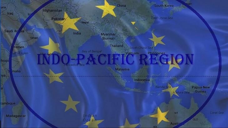 EU tăng cường hiện diện tại Ấn Độ Dương - Thái Bình Dương - ảnh 1