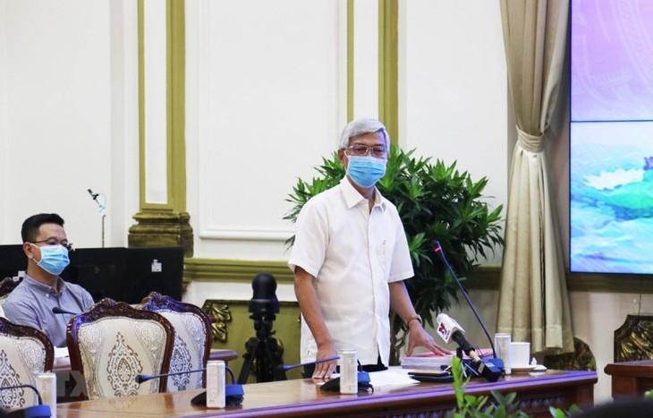 Thành phố Hồ Chí Minh đảm bảo vận động bầu cử công khai, minh bạch theo đúng quy định pháp luật - ảnh 1