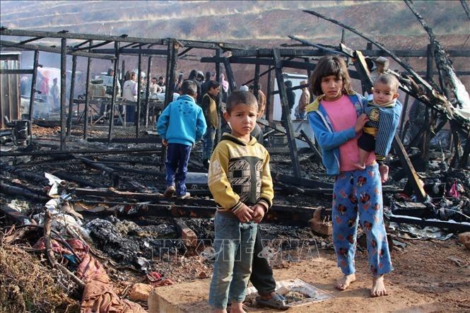 Việt Nam kêu gọi cộng đồng quốc tế hỗ trợ Liban - ảnh 1