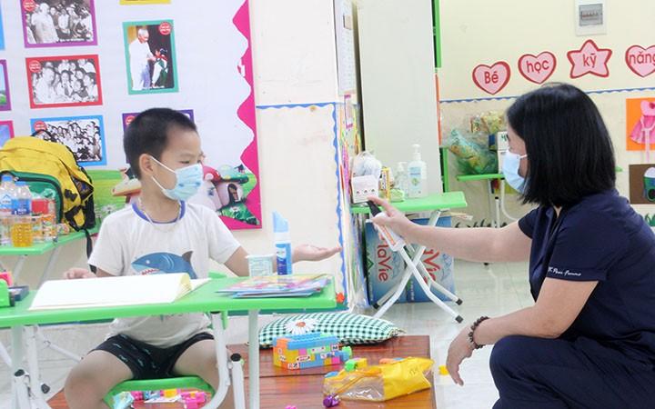 Bảo vệ trẻ em trước thiên tai, dịch bệnh - Hỗ trợ trẻ em bị cách ly bởi dịch Covid 19 - ảnh 1