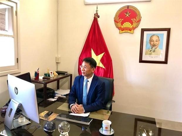 Thúc đẩy quan hệ thương mại Việt Nam Venezuela - ảnh 1