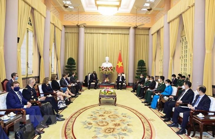 Hoa Kỳ đẩy mạnh hợp tác với Việt Nam khắc phục hậu quả chiến tranh - ảnh 2