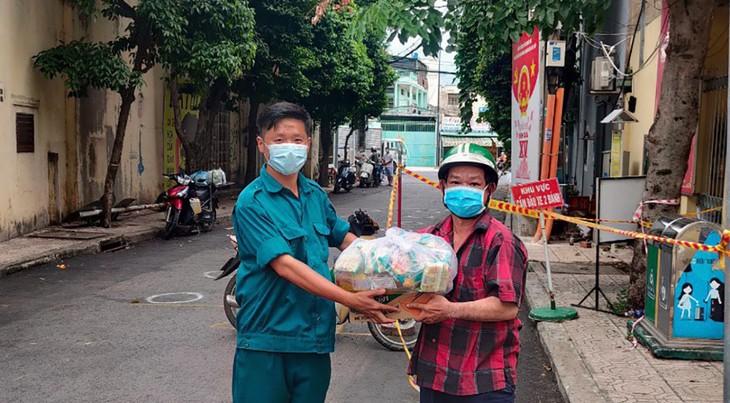Thành phố Hồ Chí Minh triển khai hỗ trợ từ gói 26.000 tỷ đồng của Chính phủ - ảnh 1