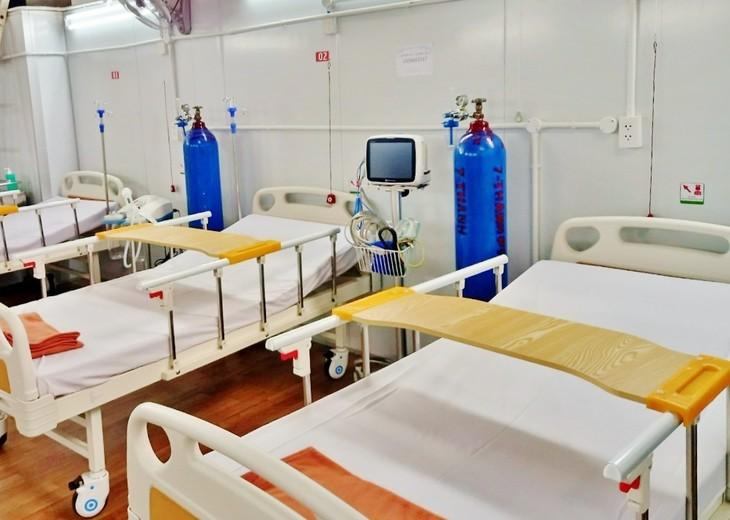 Bệnh viện Dã chiến số 16 của thành phố Hồ Chí Minh đi vào hoạt động - ảnh 1