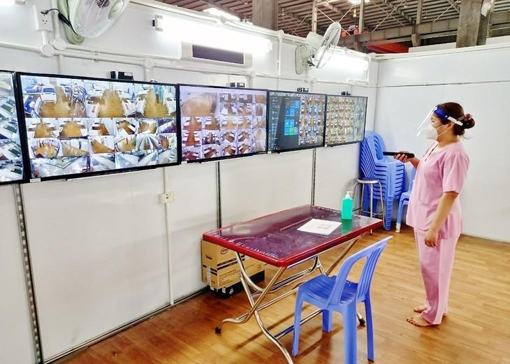 Bệnh viện Dã chiến số 16 của thành phố Hồ Chí Minh đi vào hoạt động - ảnh 2